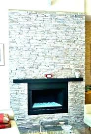 fake fireplace ideas odapenley co