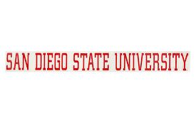 Shopaztecs San Diego State University Decal