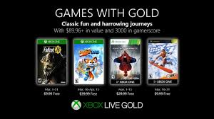 xbox march 2019 games with gold march