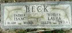 Zelda Beck (1915-1926) - Find A Grave Memorial