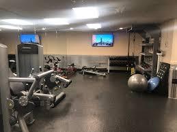 torrance marriott redondo beach gym
