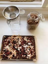michael s homemade granola recipe