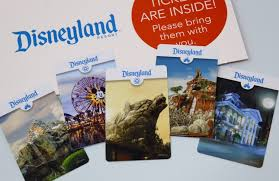 costco disneyland tickets package