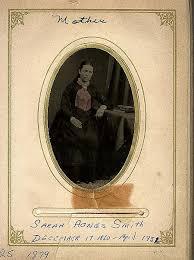 Sarah Agnes Smith, family photo
