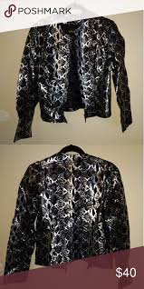 size 8 leather jacket metro style