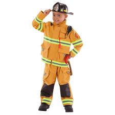 Teetot Firefighter Child Dress Up