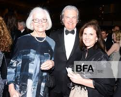 Terry Stone, David Johnson, Suzanne Nora Johnson at PAUL TAYLOR'S American  Modern Dance Inaugural Season Gala /