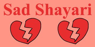 sad shayari in hindi स ड श यर