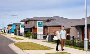 69 Home Display Village » Oran Park Town