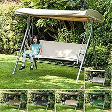 argos malibu 3 seater swing