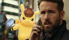 Ryan Reynolds to star in live-action Pokemon movie