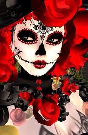 catrina makeup ideas for halloween