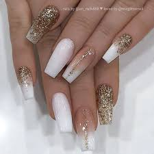 40 white acrylic nails to try this year