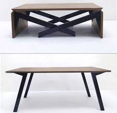 modern coffee table dining convertible