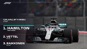 F1 | GP USA: risultati qualifiche