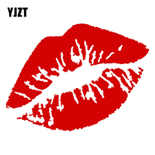 Auto Parts And Vehicles Kiss Lip Print Car Truck Window Bumper Sticker Vinyl Decal Us Seller Lipstick Car Truck Graphics Decals Gpr Rotterdam Nl