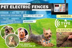 5 Best Pet Electris Fences Reviews Of 2020 Bestadvisor Com