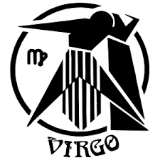 Astrology Virgo Sticker