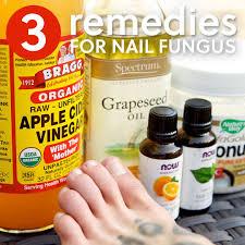home remes for toenail fungus