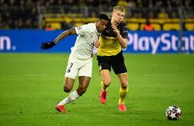 PSG vs. Borussia Dortmund: A Way Too Early Lineup Prediction - PSG ...