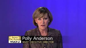 WUCF Learn the Address: Polly Anderson - YouTube