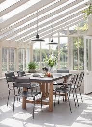 indoor lighting country sunroom