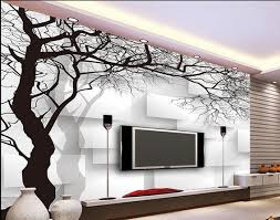 Wall Paper Black And White Tree Box Non Woven Wallpaper Mural Wall Stickers Wallpaper Papel De Parede Wallpapers20152279 Sexy Wallpapers Simpsons Wallpaper From Catherine198809100 5 81 Dhgate Com