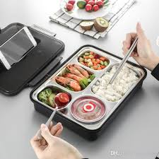 2020 lunch box stainless steel portable