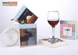 cuppad custom coaster manufacturer