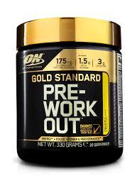 gold standard pre workout optimum