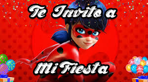 Invitacion Video Digital Ladybug Cumpleanos 390 00 En Mercado