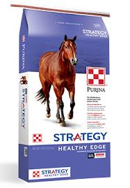 healthy edge concentrate horse feed