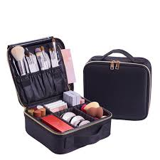cosmetic bag travel makeup organizer