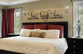 Live Laugh Love Wall Decal Bedroom Wall Decal