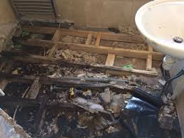 water leak damage repair in sheffield