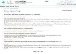 Centrelink Business Online Services ...