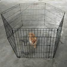 Spies 6 Panel Playpen Or Fence For Pet And Small Animals Shopee Philippines