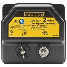 Zareba 2 Mile Ac Electric Fence Energizer Ea2m Z Blain S Farm Fleet