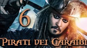 i pirata dei caraibi