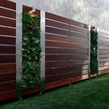 Vertical Slat Fence Houzz