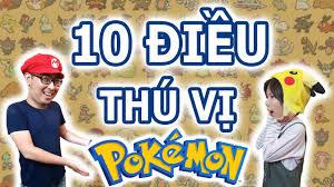 10 điều thú vị về Pokemon mà mọi trainer Việt Nam nên biết qua ...