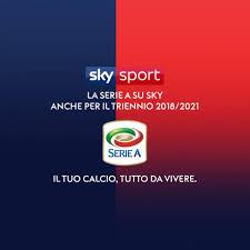 Sky Sport - La Serie A è su Sky anche per il triennio...