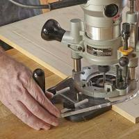 Peachtree Router Fence Micro Adjuster Wood Magazine
