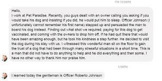 JSO Officer Roberto Johnson, hats off to... - Jacksonville ...