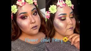 flower child makeup tutorial saubhaya