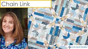 Chain Link Strip Presentation By Cozy Quilt Designs Youtube