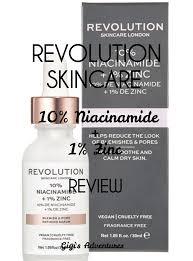 revolution skincare 10 niacinamide 1