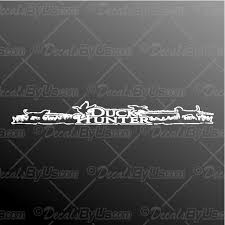 Save Now On Duck Hunter Windshield Decals And Stickers
