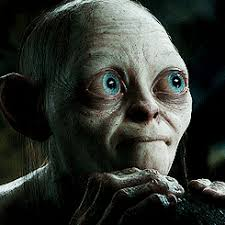 Gollum GIF - Find & Share on GIPHY