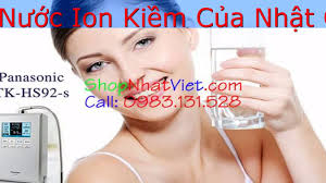 Lợi Ích Của Máy Lọc Nước Ion Kiềm Của Nhật Cho Sức Khỏe Và Sinh Hoạt Call  0983 1315 28 - YouTube